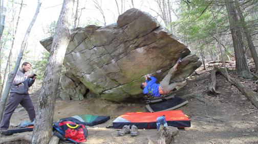 Bouldering Basics For Beginner Climbers Goeast
