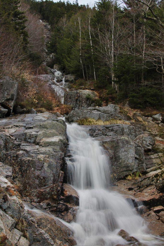 Flume Waterfall