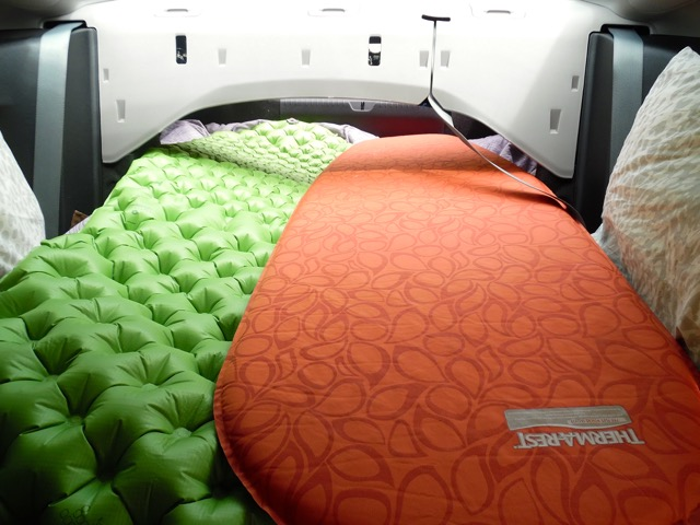 Car camping for those seeking comfort.
