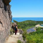 Hike, Swim, Repeat: The Beehive Trail at Acadia National Park
