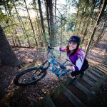 Women Who Crush It: Mountainbiker Clair Sick