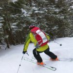 Finding Backcountry Turns at Mount Cardigan