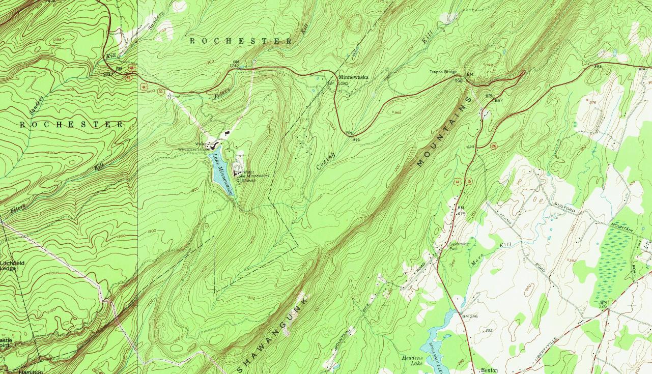 How to Make a Custom Map | Designing Custom Trail Maps - goEast