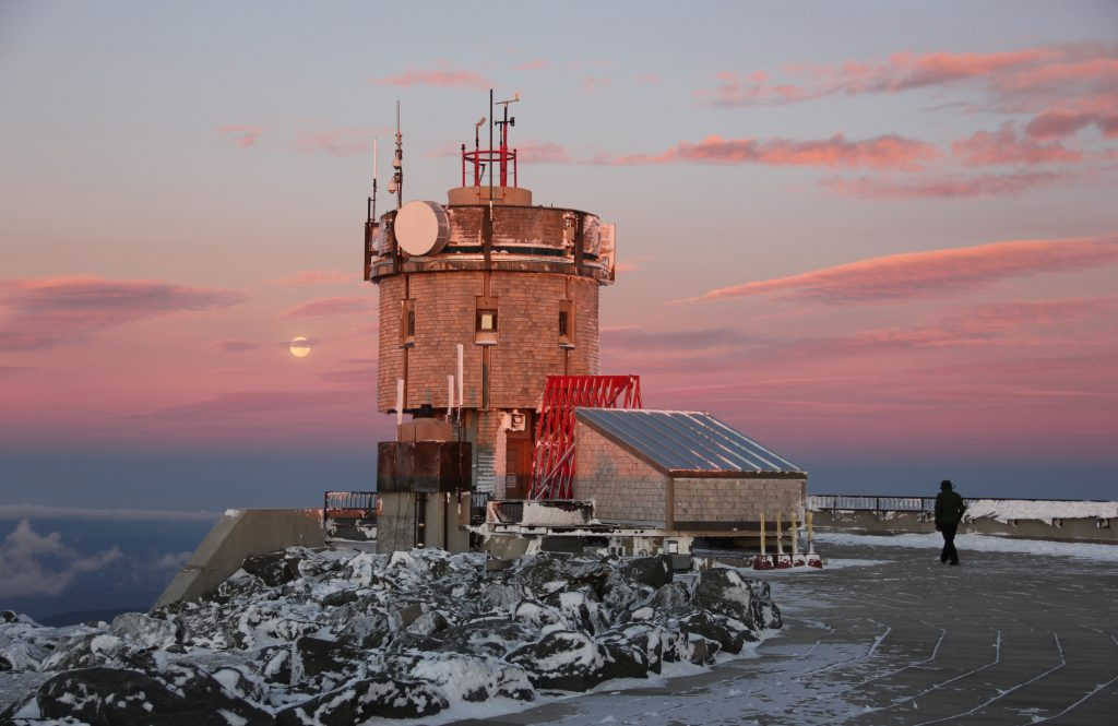 Courtesy of: Mount Washington Observatory