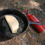 Backcountry Breakfast Recipe: The Eggadilla
