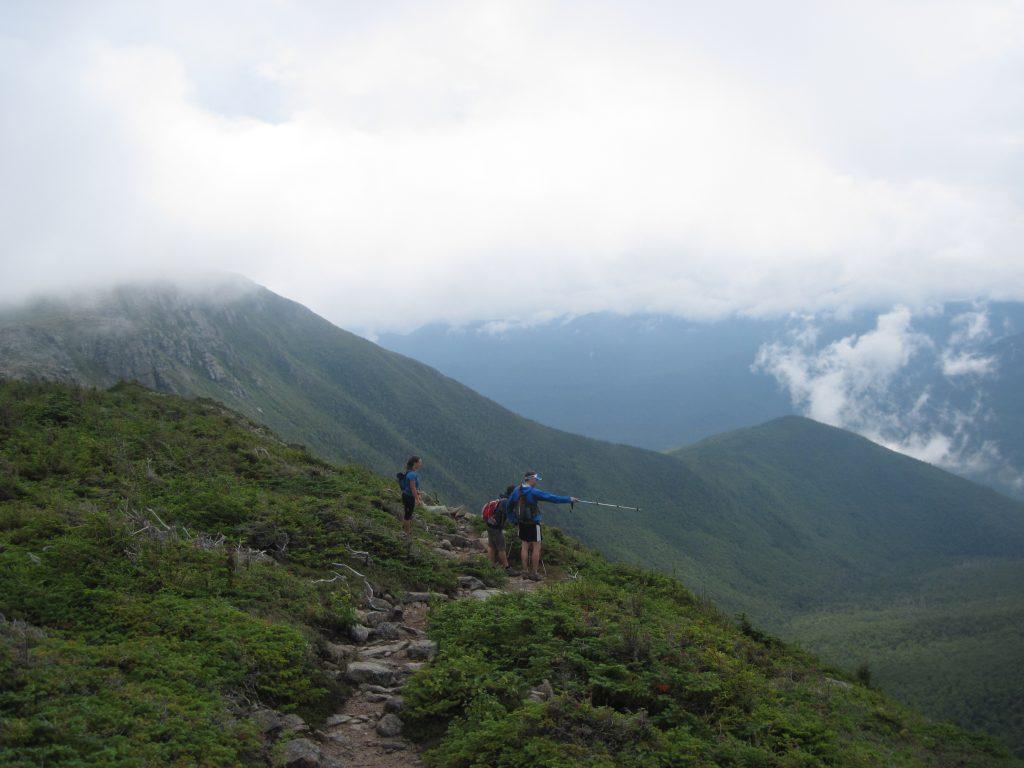 The Bondcliff Trail.   Credit: Tim Peck