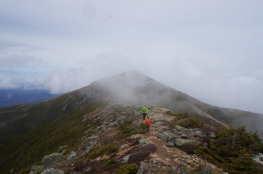 Franconia Ridge. | Credit: Tim Peck