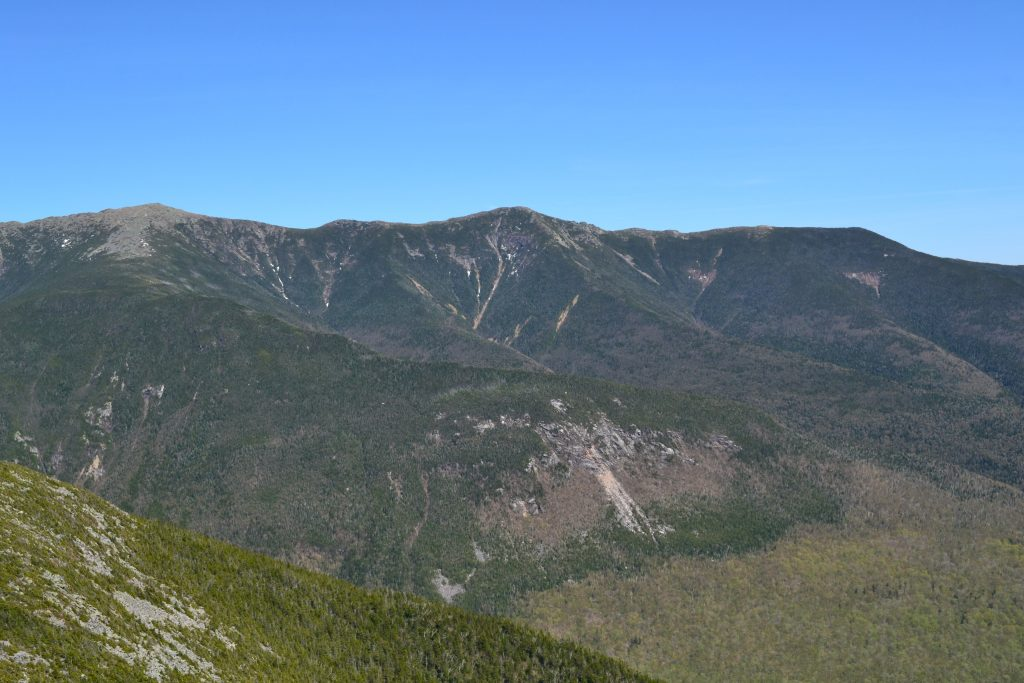 Franconia Ridge from Cannon. | Credit: Doug Martland