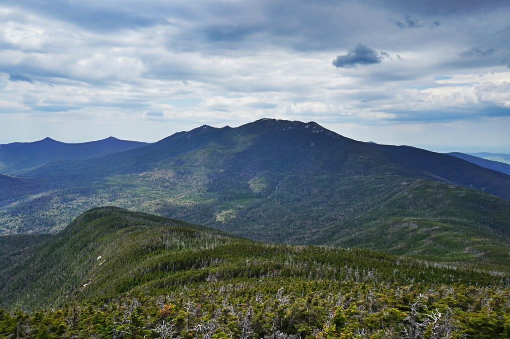 Franconia Ridge from Garfield. | Credit: Tim Peck