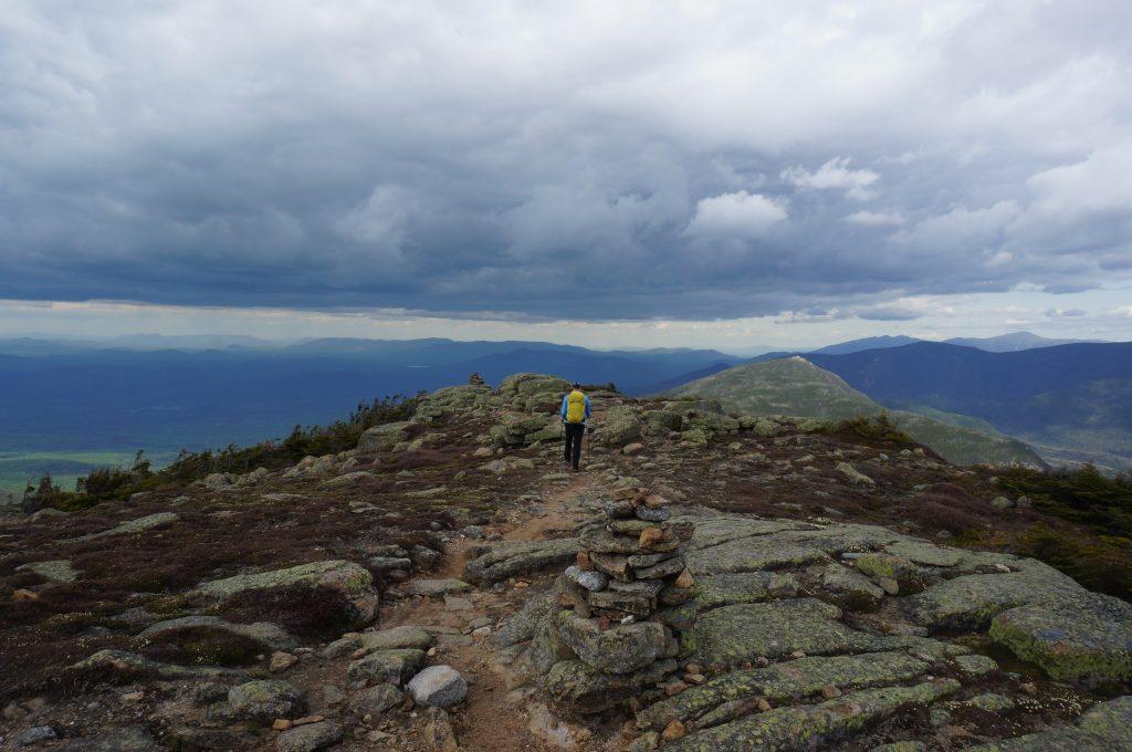 The Garfield Ridge Trail.   Credit: Tim Peck
