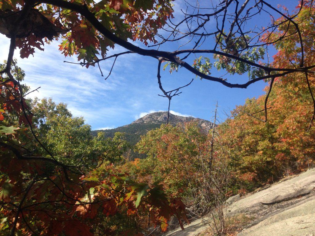 Mount Chocorua.   Credit: Doug Martland