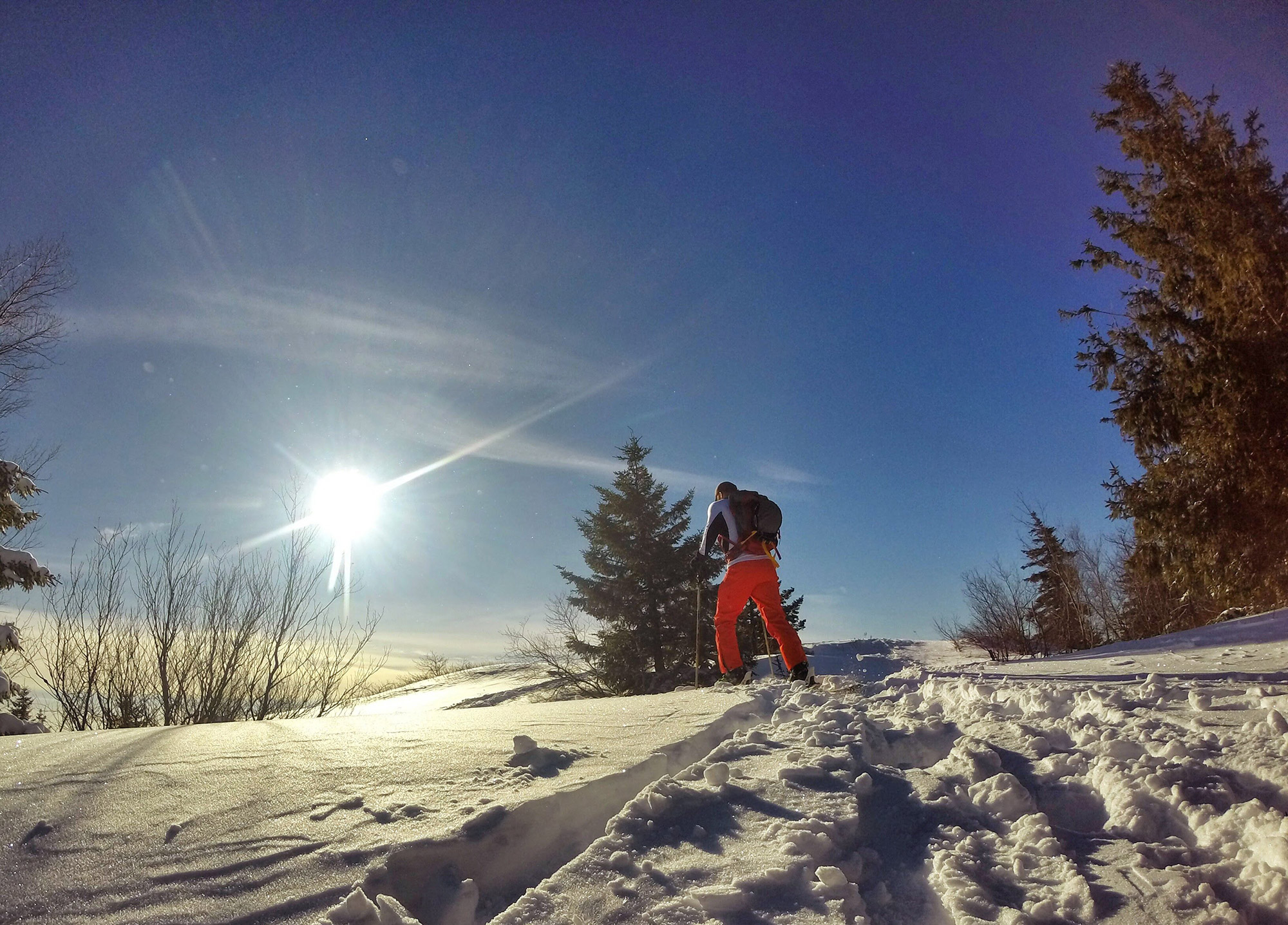 10 tips for backcountry skiing this spring - goeast