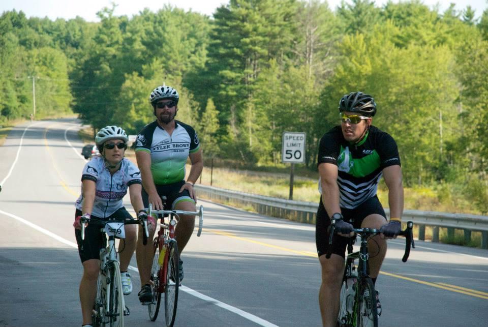 Courtesy: New England Parkinson's Ride