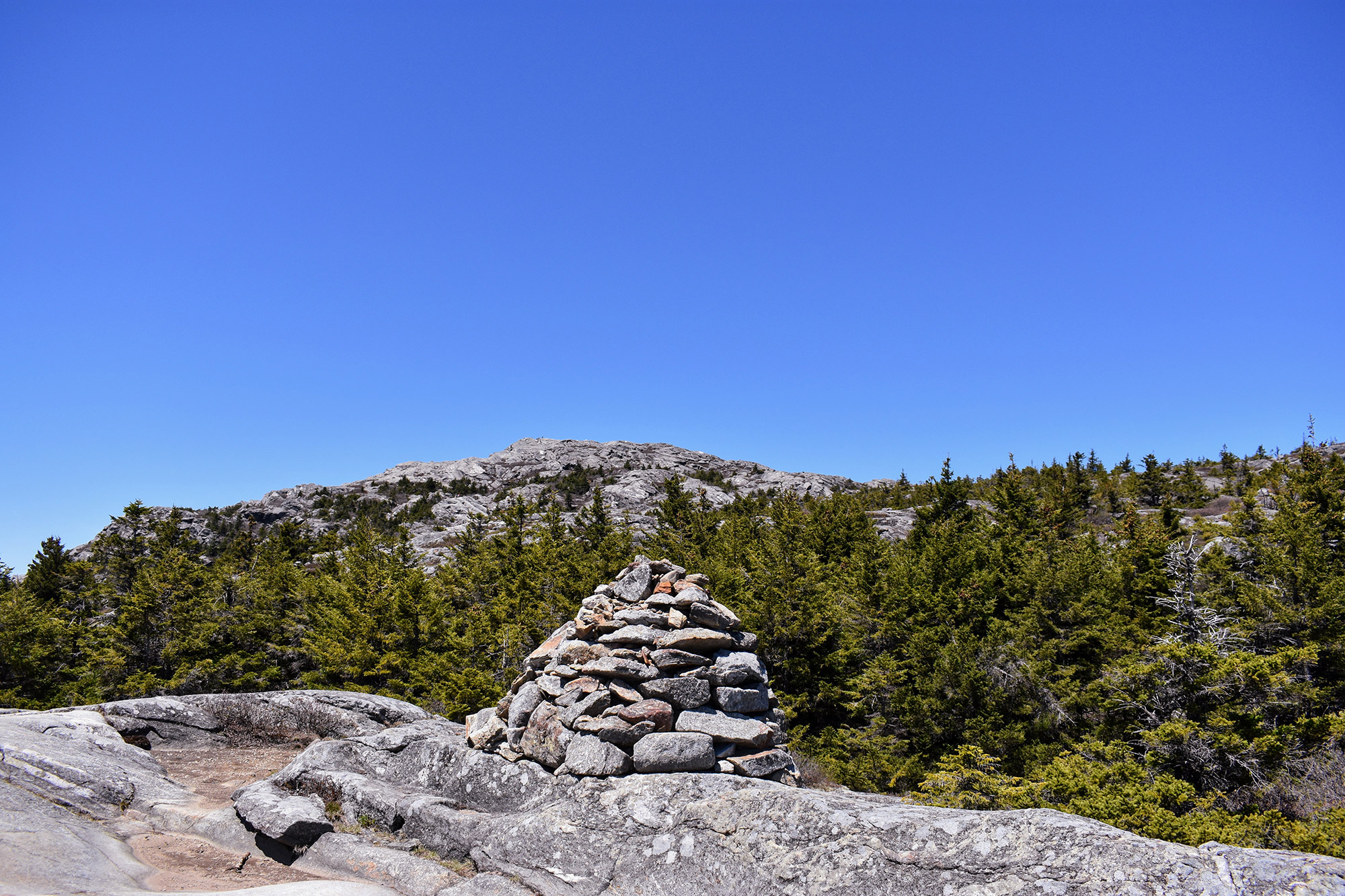 Cairn-with-summit