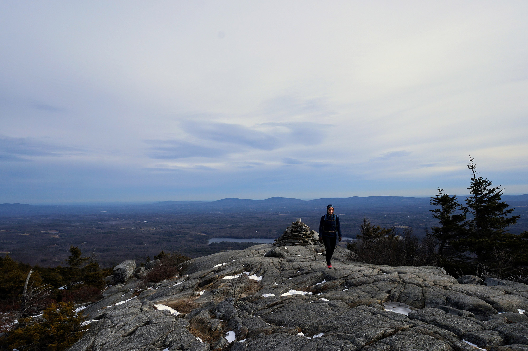 Monadnock's Ridge. | Credit: Tim Peck