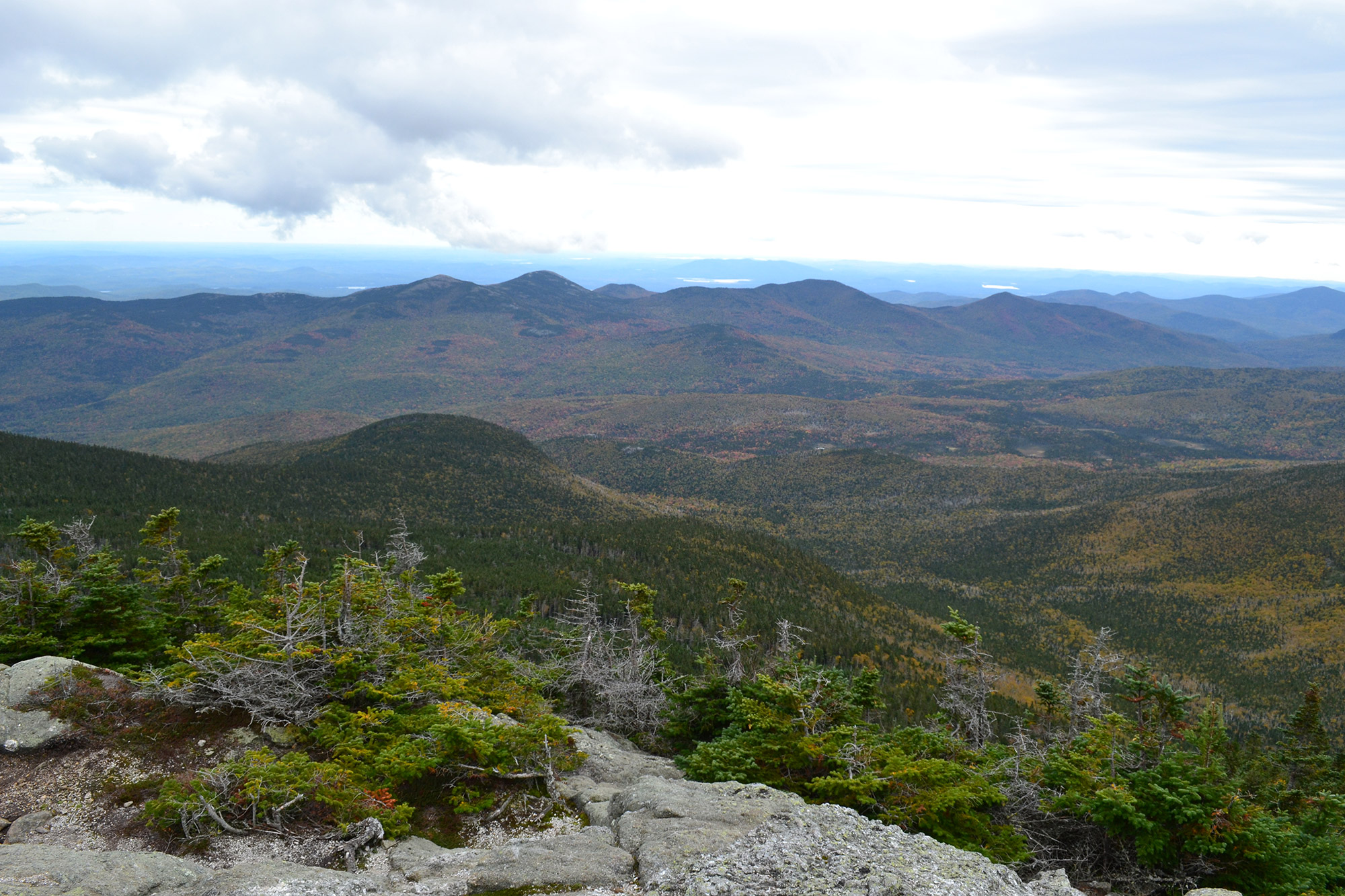 The Wild River Wilderness from Mount Hight. | Credit: Douglas Martland