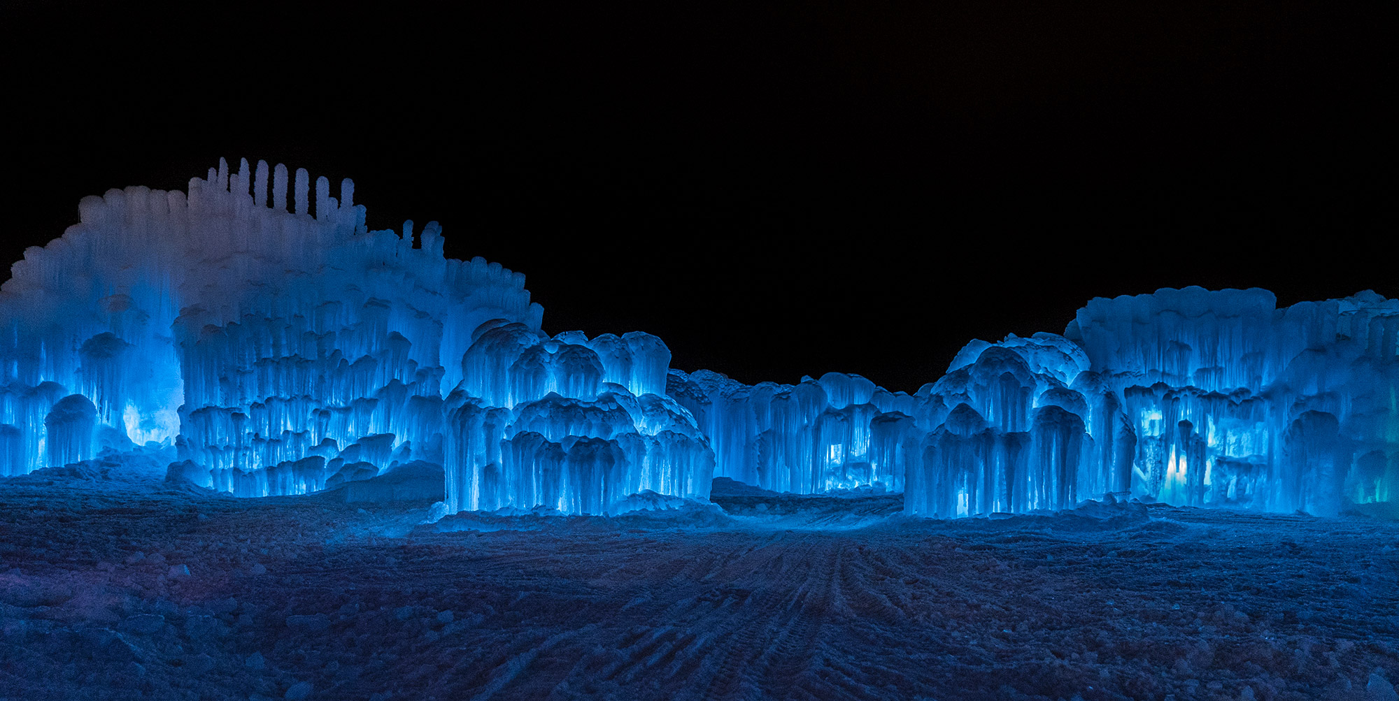 Courtesy: The Ice Castles
