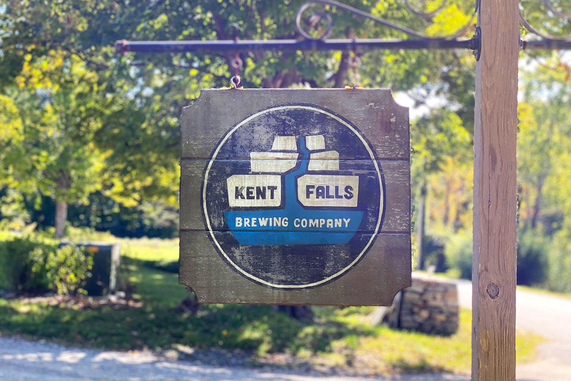 Kent Falls Brewing Company, located on a working farm in Kent Hollow, makes some of the best beer in the state. | Credit: John Lepak