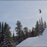 Video: Thirteen-Year-Old Skier Kai Jones Takes Flight at Jackson Hole