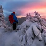 The Best Adirondack Peaks for a Winter Sunset